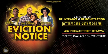 Eviction Notice Conference tickets