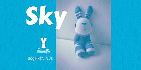 Sock Crafting - Baby Sky Rabbit (Beginner Plus) tickets