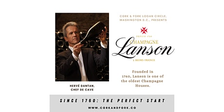 Champagne Lanson tickets