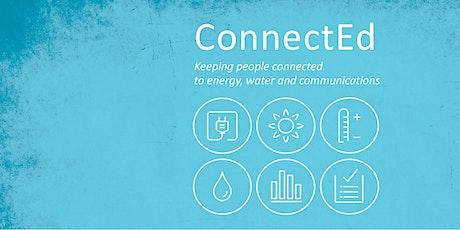 Utilities Literacy for Community Workers - October online workshop series tickets