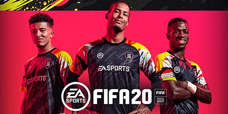 Torneo benéfico de FIFA 20!!! entradas