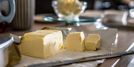 Cultured Butter, Yogurt, Kefir and Mascarpone Masterclass tickets