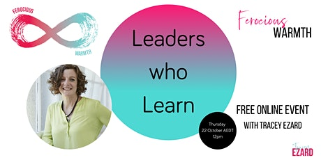 Leaders Who Learn tickets