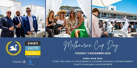 Swan Yacht Club Presents: Melbourne Cup Day 2020 tickets