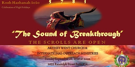 The Sound of Breakthrough: The Scrolls Are Open tickets