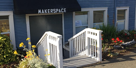 Oceanside Community MakerSpace drop in! tickets