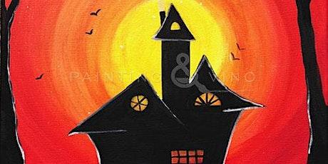 'Spooky Lane' - Paint Night at Salar (Oregon District, Dayton) tickets
