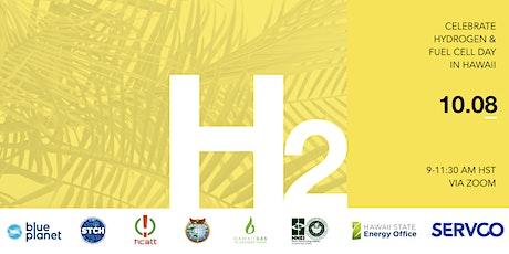 Around Hawaii on Hydrogen Day tickets