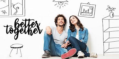 Better Together┃Experiencia Online para Parejas entradas