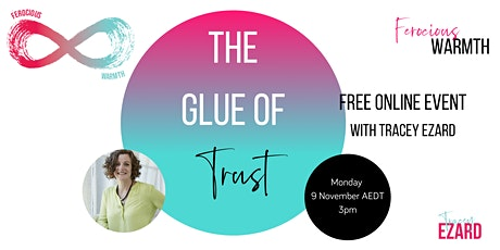 The Glue of Trust tickets