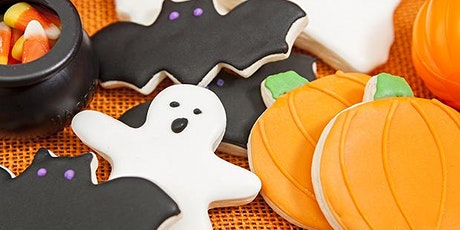 Spooky Cookie Decorating (Young Adult Class Ages 12+) tickets