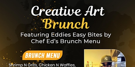 The Creative Art Brunch tickets