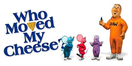 Book Review & Discussion : Who Moved My Cheese? tickets