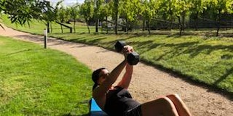 Fitness amongst the vines tickets