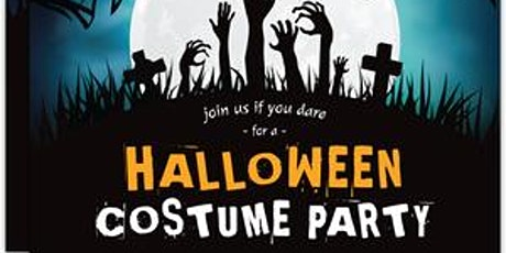 Halloween 2020 Vacation w/ Costume Party tickets
