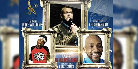 Luxor Lounge Comedy Review tickets