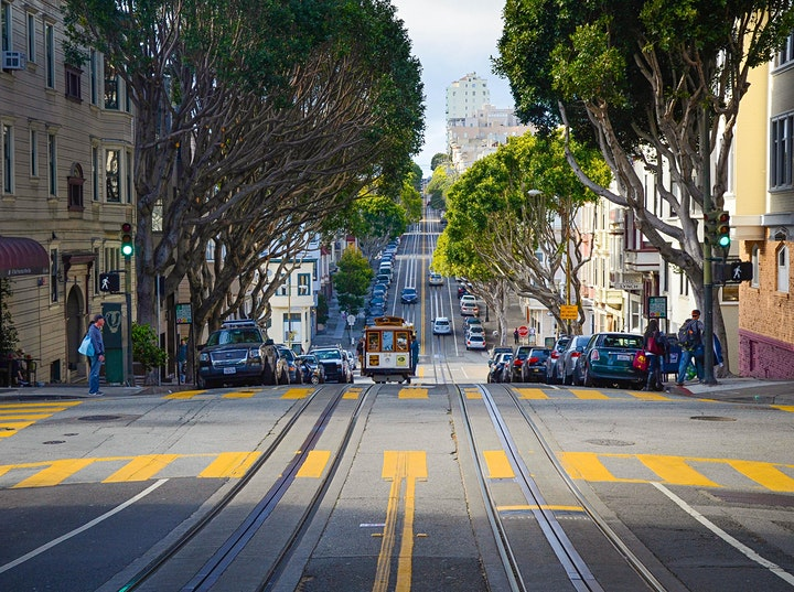 Run San Francisco Virtual Race image
