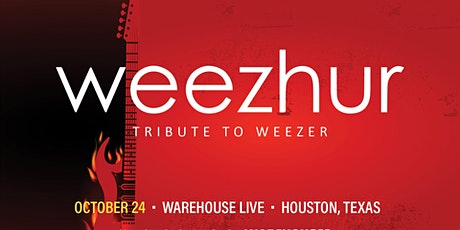 WHL TRIBUTE SERIES - WEEZHUR (TRIBUTE TO WEEZER) tickets