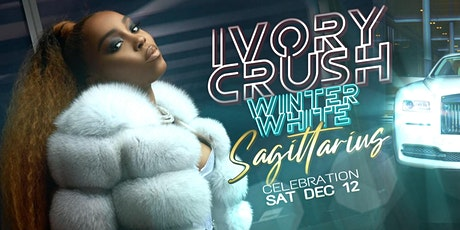 IVORY CRUSH WINTER WHITE tickets