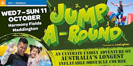 Jump-A-Round tickets