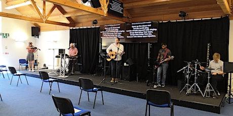 Sunday Morning Worship 2 tickets