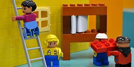 Spring School Holiday Program - Lego Challenge tickets