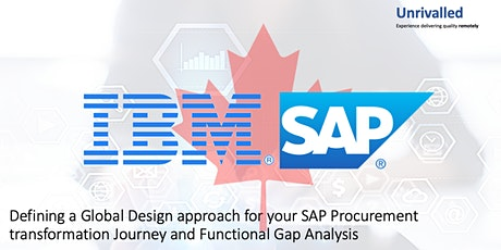 Understand your options to plan & improve procurement with SAP tickets