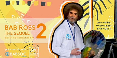 BAB Ross: The Paint and Sip Sequel tickets