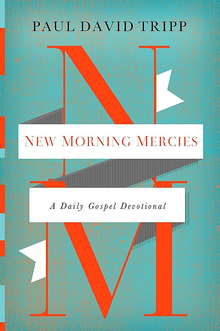 Book Discussion : New Morning Mercies image