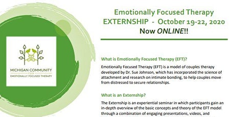 EFT Externship (Metro Detroit) Level 1 Training for Couples Therapists tickets