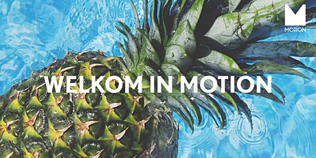 Motion Church Samenkomst zondag 20 september tickets