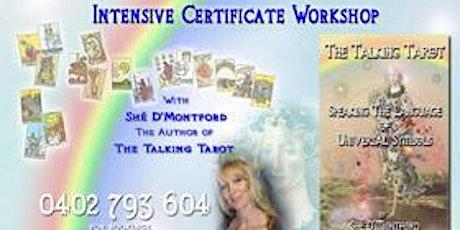 ADVANCED TAROT - Certificate Workshop tickets