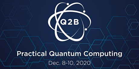 Q2B20 - Practical Quantum Computing tickets