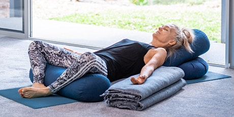 Restorative Yoga Retreat, Sunday Morning, Gold Coast Hinterland tickets