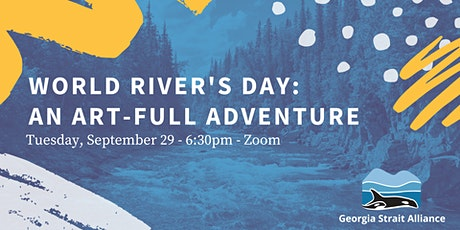 World River's Day: An Art-full Adventure tickets