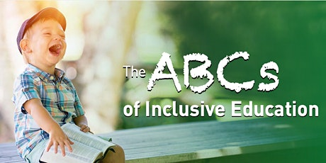 The ABC's of Inclusive Education - Ballarat/Ararat/Beaufort/Stawell Region tickets