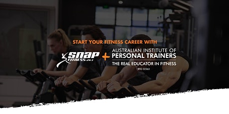 Snap Fitness Joondalup Career Event tickets