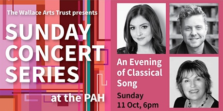 Sunday Concert Series: An Evening of Classical Song tickets