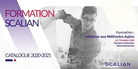 """Formation """"Initiation aux méthodes agiles"""" billets"""
