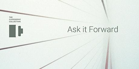 Ask it Forward #2  Petri Hofsté  >>>  Coen Boogaart tickets