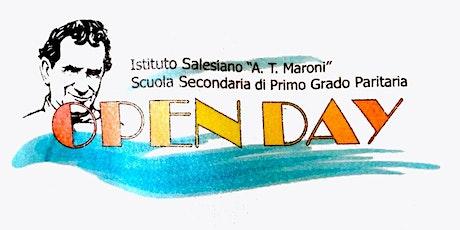 Open Day biglietti