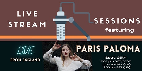 Paris Paloma tickets