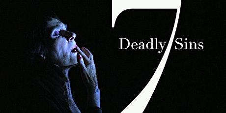 7 Deadly Sins tickets