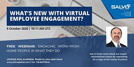 What's New with Virtual Employee Engagement? tickets
