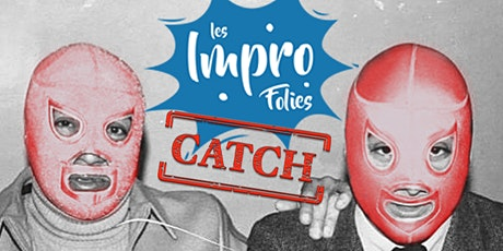 Catch d'improvisation #1 billets
