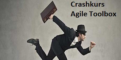 Crashkurs Agile Toolbox: Der perfekte Einstieg in die agile Arbeitswelt! Tickets