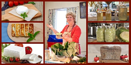 New Cheese, Sourdough & Fermented Foods Workshops - Mackay tickets