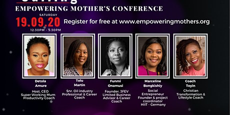 Empowering Mothers Conference 2020 tickets