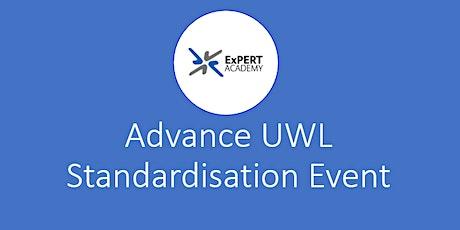 Advance UWL Standardisation Event tickets