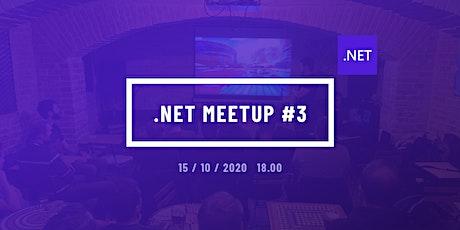 .NET Meetup Brno #3 tickets